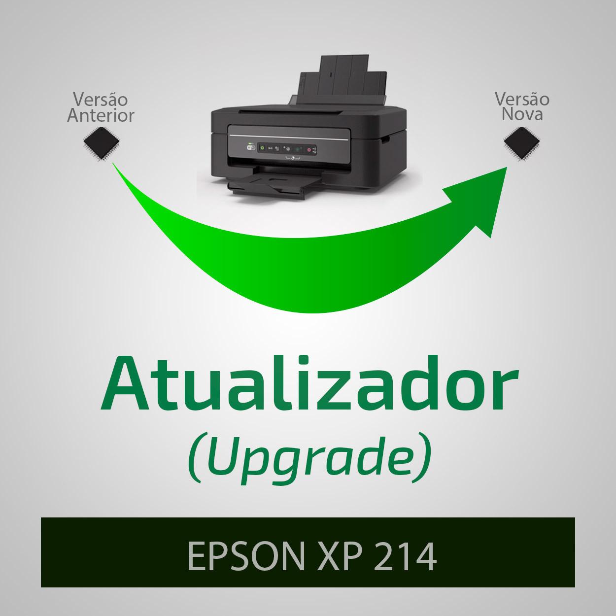Epson XP-211, XP-212, XP-213, XP-214, XP-216 e PX-046A | Software Recovery Firmware (Windows)