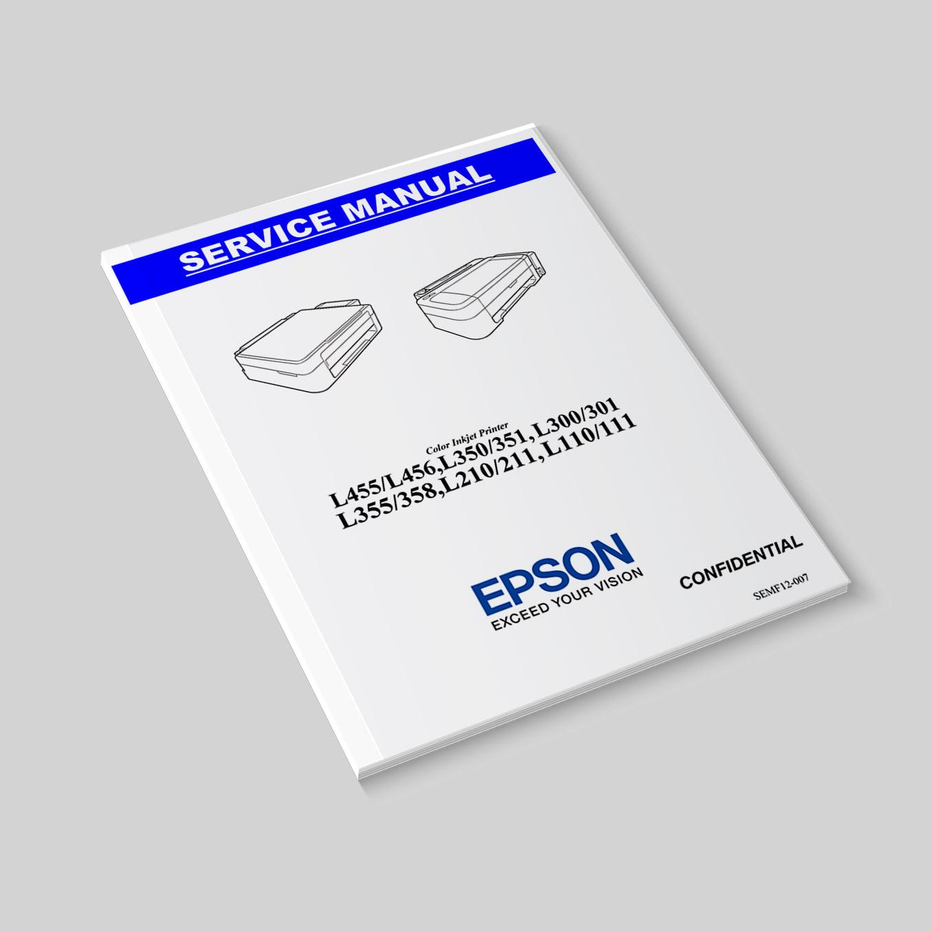 Epson l355 manual.