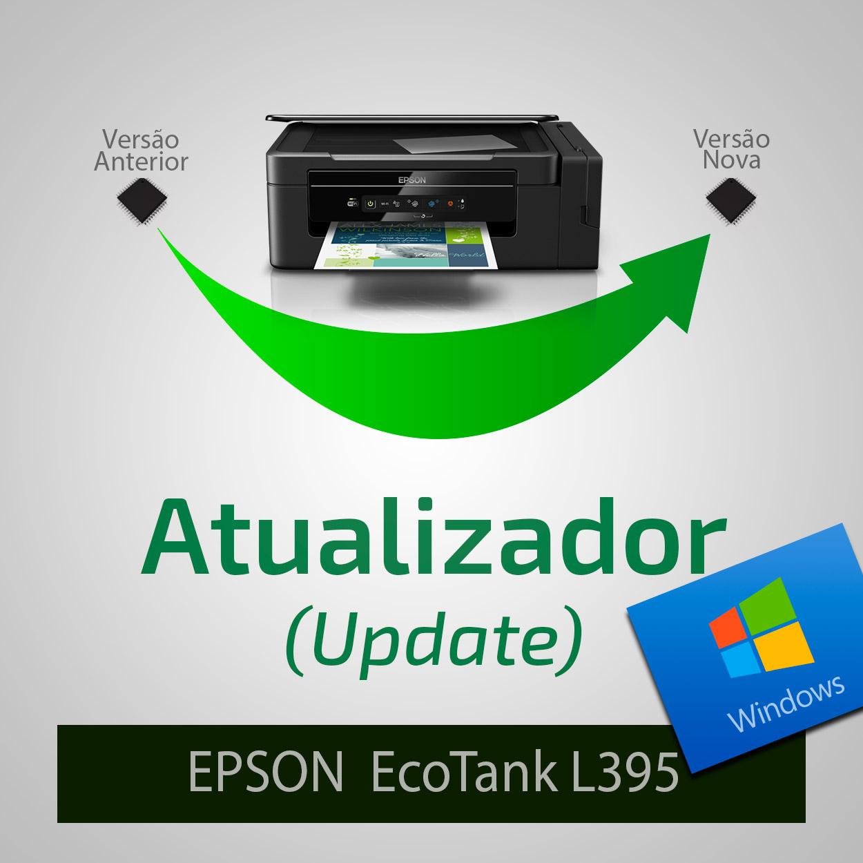 Epson L395 - Recovery Firmware / Firmware de Recuperação