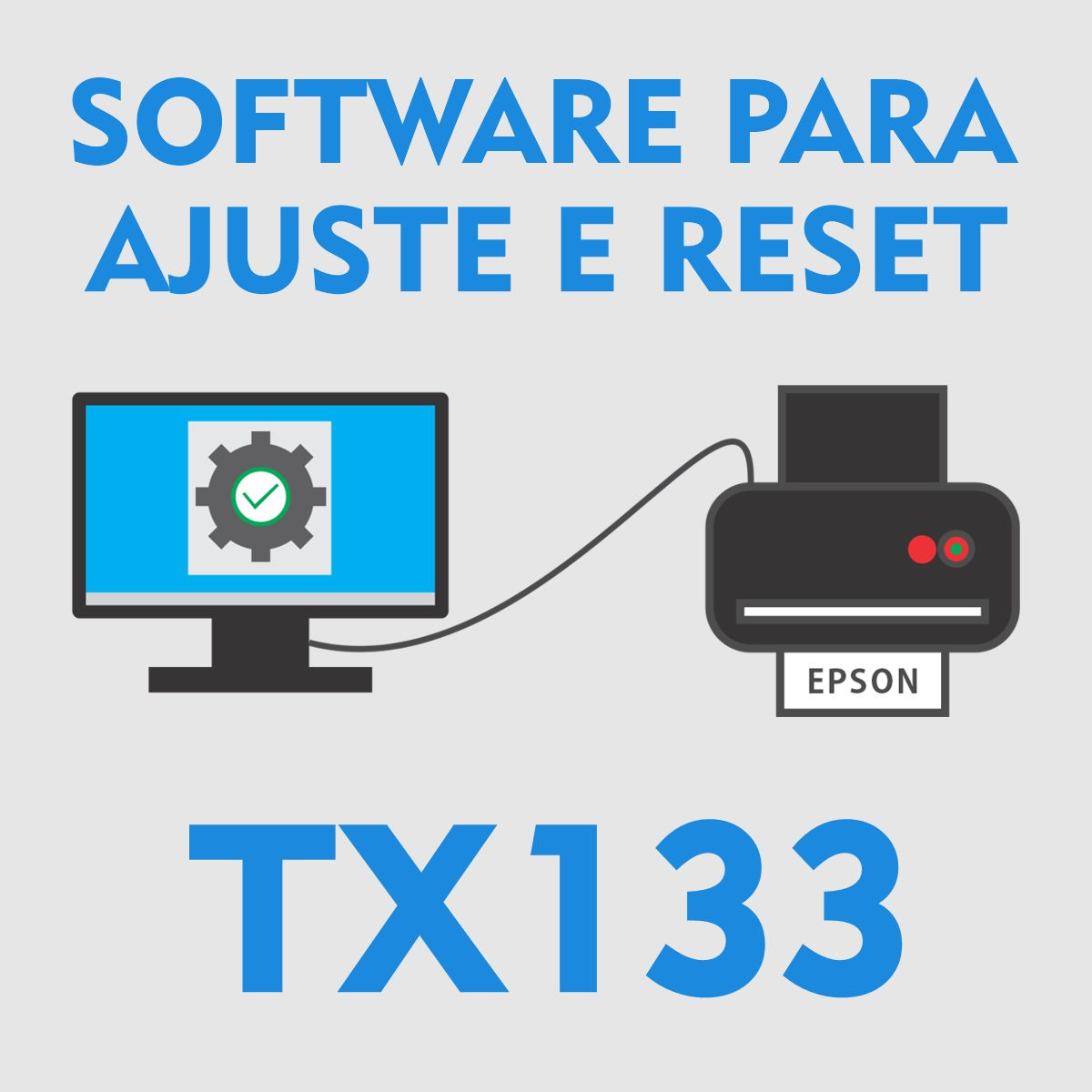 EPSON TX133   SOFTWARE PARA AJUSTES E RESET DAS ALMOFADAS